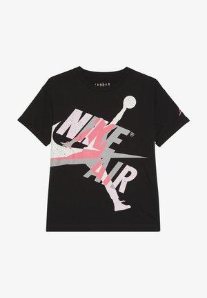 JUMPMAN CLASSICS OVERSIZED TEE - Camiseta estampada - black