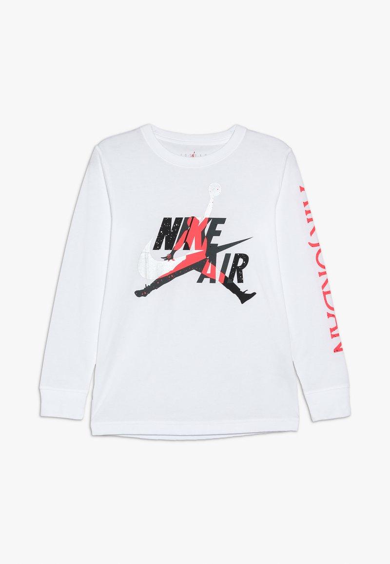 Jordan - JUMPMAN CLASSIC GRAPHIC - Longsleeve - white