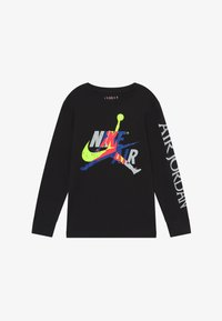 Jordan - JUMPMAN CLASSIC GRAPHIC - Long sleeved top - black - 2