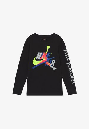 JUMPMAN CLASSIC GRAPHIC - T-shirt à manches longues - black