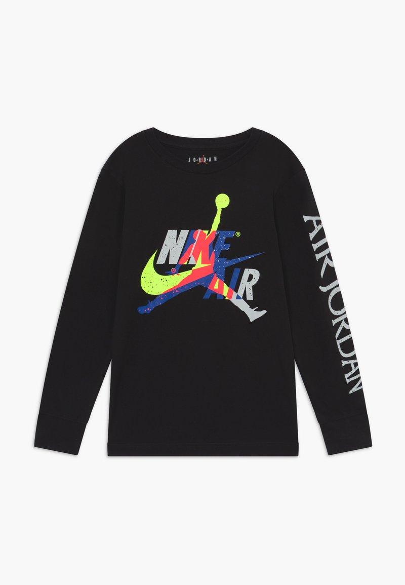 Jordan - JUMPMAN CLASSIC GRAPHIC - Long sleeved top - black