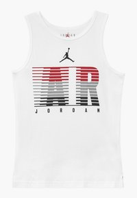 Jordan - BRAND GRAPHIC TANK - Top - white - 0
