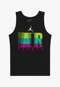 Jordan - BRAND GRAPHIC TANK - Top - black - 2