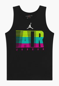 Jordan - BRAND GRAPHIC TANK - Top - black - 0