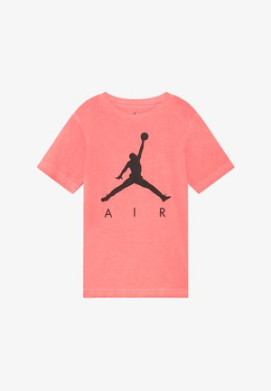 COURT VISION TEE - Print T-shirt - infrared