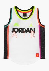 Jordan - SCHOOL OF FLIGHT TANK - Top - white - 0