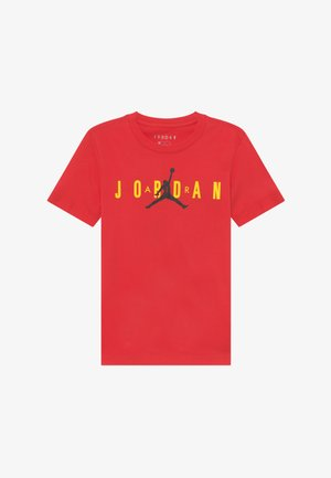 SPORT DNA CREW - T-shirt imprimé - red