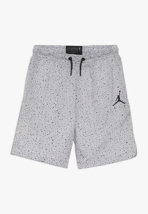 JUMPMAN FLIGHT POOLSIDE SHORT - Sportovní kraťasy - light smoke gray