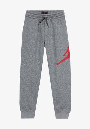 JUMPMAN LOGO PANT - Teplákové kalhoty - carbon heather