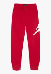 Jordan - JUMPMAN LOGO PANT - Teplákové kalhoty - gym red - 0