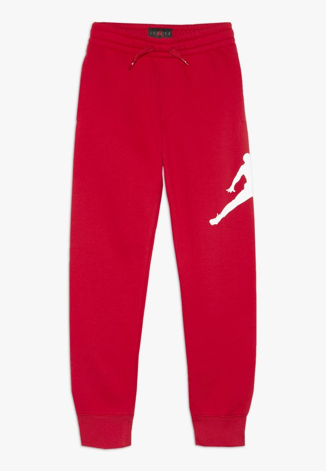 JUMPMAN LOGO PANT - Joggebukse - gym red