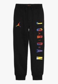 Jordan - RIVALS PANT - Træningsbukser - black - 0