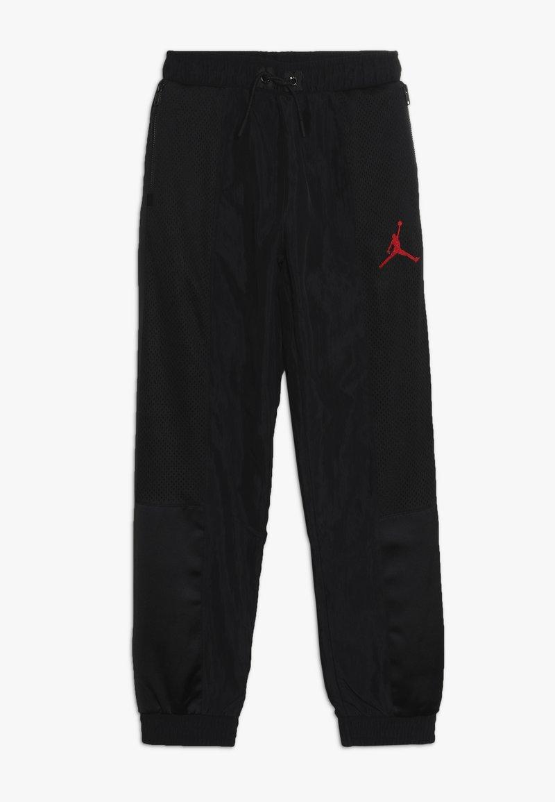 Jordan - AIR SUIT PANT - Teplákové kalhoty - black