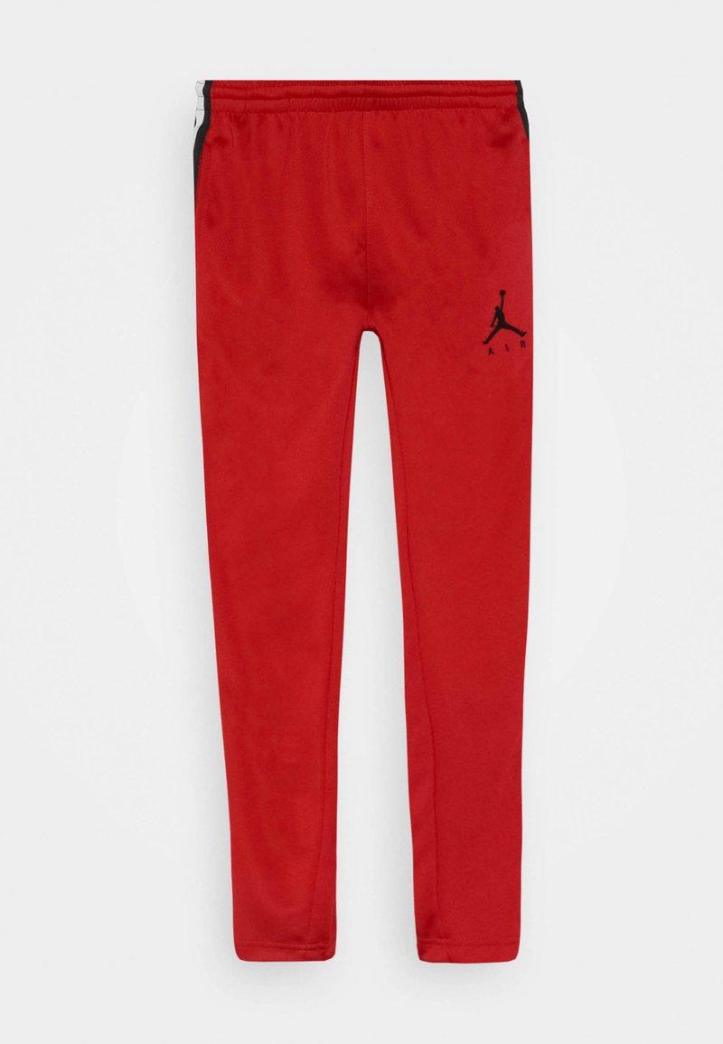 Jordan - JUMPMAN AIR SUIT PANT - Teplákové kalhoty - gym red