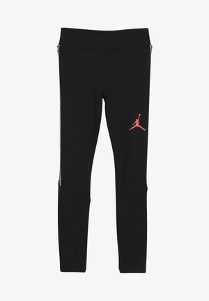 JUMPMAN GLITCH LEGGING - Punčochy - black