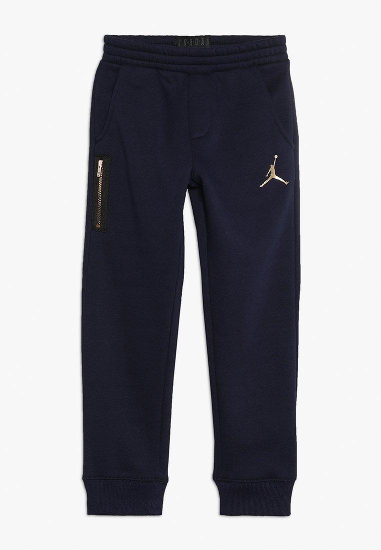 Jordan - METAL MAN JOGGER - Tracksuit bottoms - blackened blue