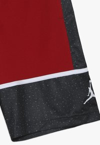 Jordan - GRAPHIC PANEL SHORT - Urheilushortsit - gym red/black - 2