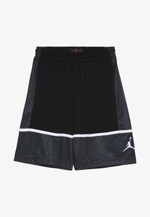 GRAPHIC PANEL SHORT - Urheilushortsit - black