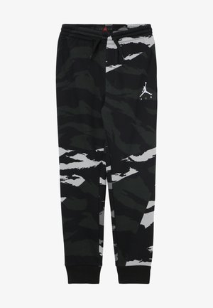 JUMPMAN PANT CAMO - Tracksuit bottoms - black