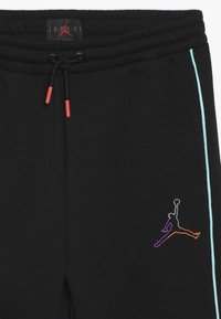 Jordan - AIR FUTURE TAPED PANT - Pantaloni sportivi - black - 3