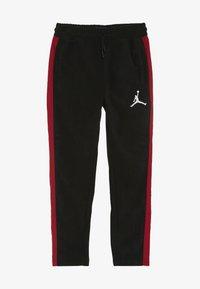 Jordan - AIR PANT - Træningsbukser - black - 2