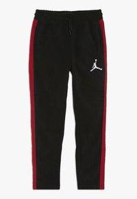 Jordan - AIR PANT - Træningsbukser - black - 0