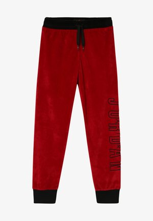 AIR LEGACY PANT - Tracksuit bottoms - gym red