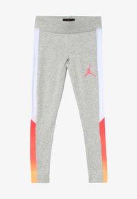 Jordan - AIR OMBRE LEGGING - Leggings - grey heather - 2