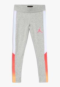 Jordan - AIR OMBRE LEGGING - Leggings - grey heather - 0
