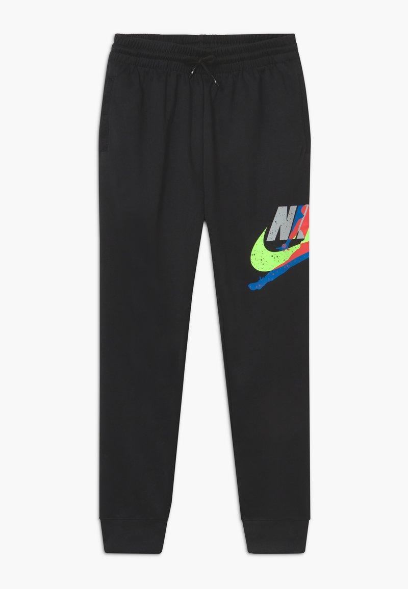 Jordan - JUMPMAN CLASSIC III SUIT PANT - Teplákové kalhoty - black
