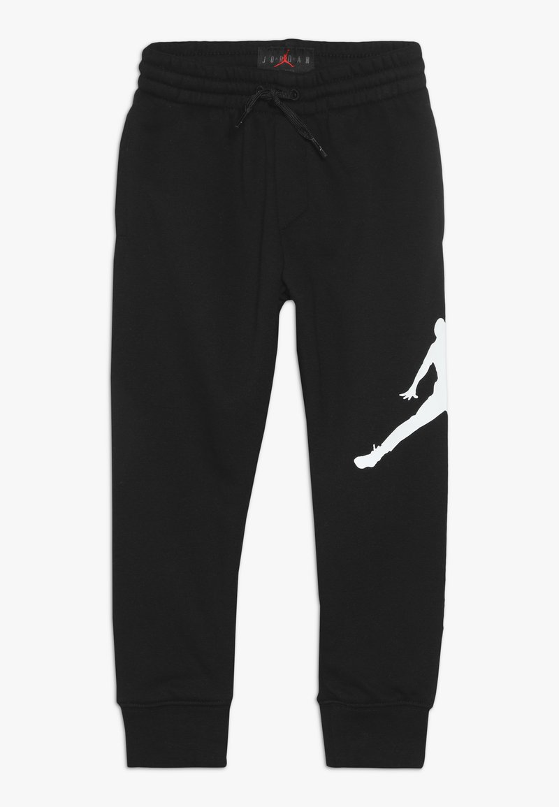 Jordan - JUMPMAN LOGO PANT - Pantaloni sportivi - black