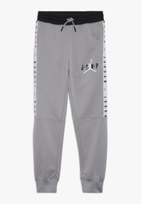 Jordan - JUMPMAN SIDELINE TRICOT PANT - Pantalones deportivos - atmosphere grey - 0