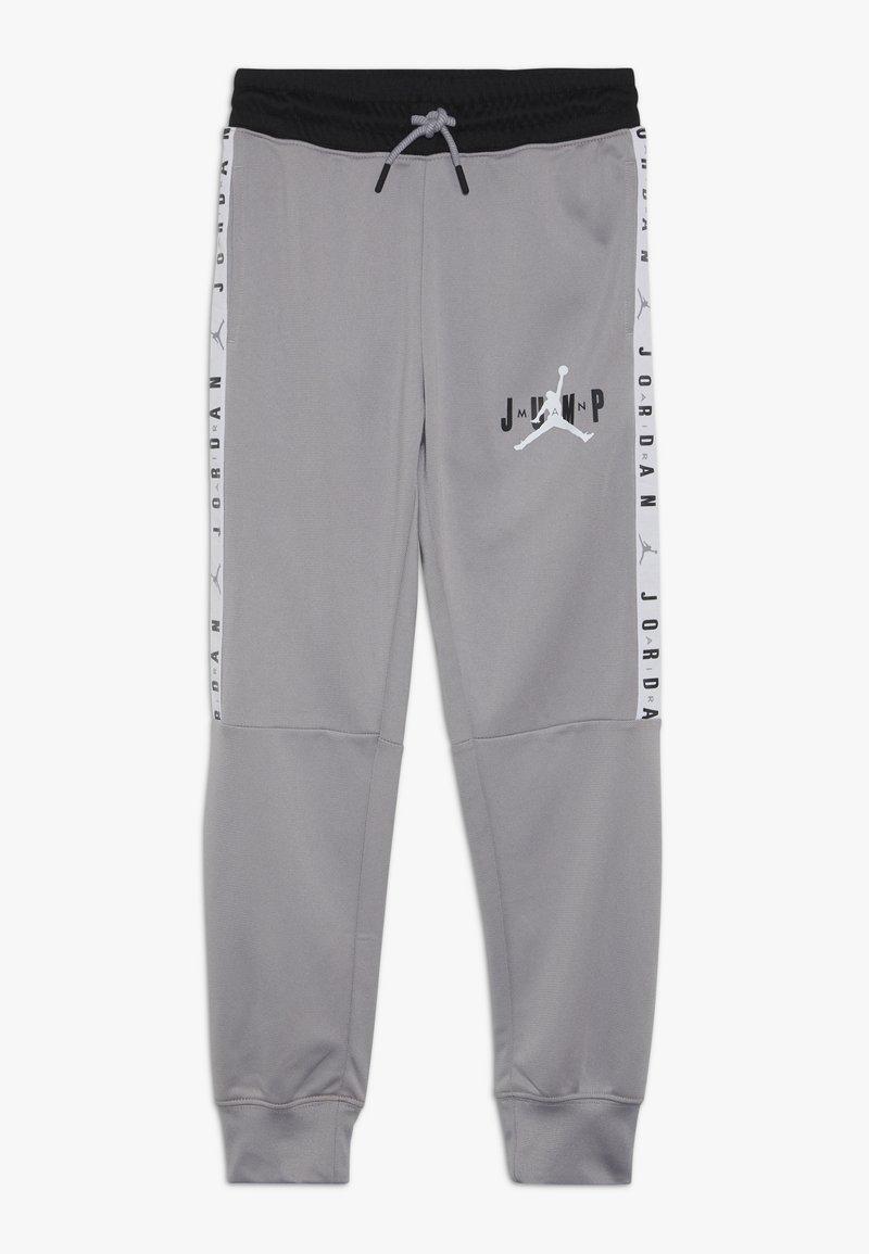Jordan - JUMPMAN SIDELINE TRICOT PANT - Pantalones deportivos - atmosphere grey