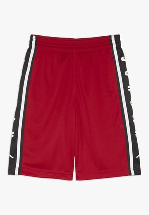 Korte sportsbukser - gym red