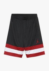 Jordan - JUMPMAN SHORT - Sportovní kraťasy - black - 0