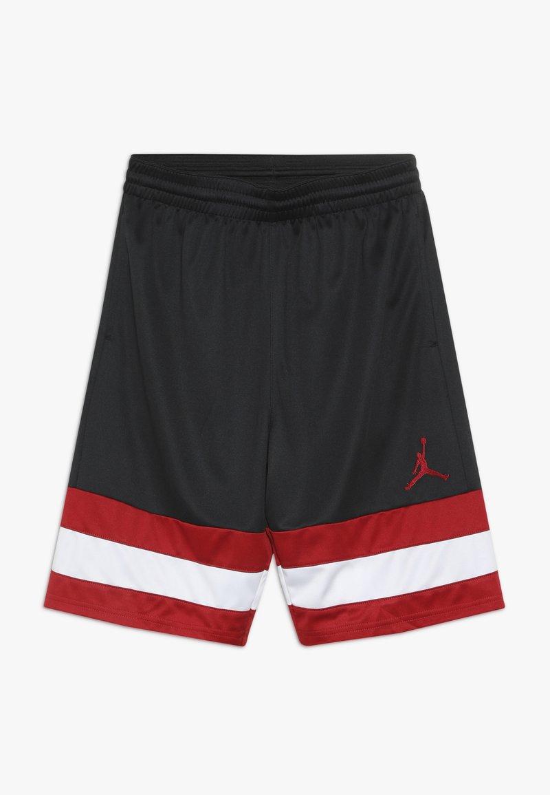 Jordan - JUMPMAN SHORT - Sportovní kraťasy - black