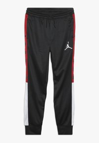 Jordan - SIDELINE JOGGER - Spodnie treningowe - black - 0