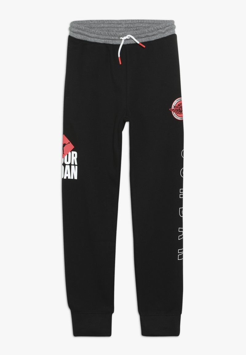 Jordan - BOF PANT - Tracksuit bottoms - black