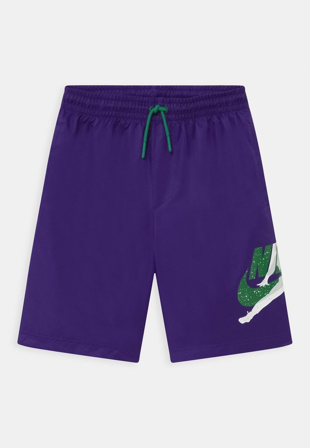 JUMPMAN POOLSIDE SHORT - Sports shorts - court purple