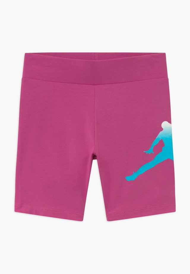 JUMPMAN WRAP MID - Legging - fire pink