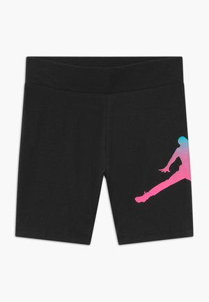 JUMPMAN WRAP MID - Leggings - black