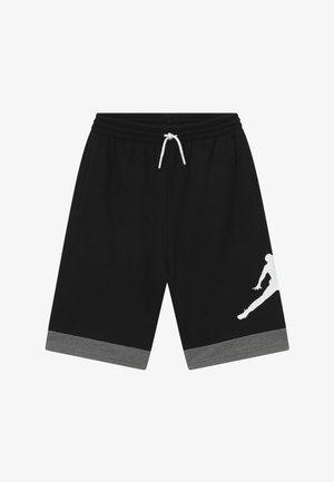 JUMPMAN AIR - Pantalón corto de deporte - black/carbon heather
