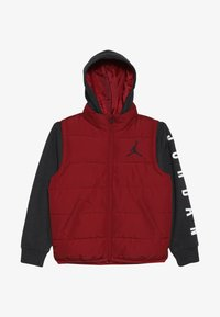 Jordan - JUMPMAN PUFFER - Vinterjacka - gym red - 3