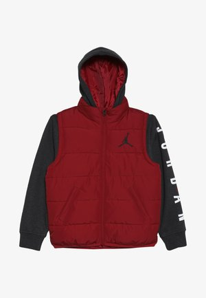 JUMPMAN PUFFER - Veste d'hiver - gym red