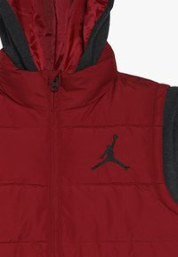 Jordan - JUMPMAN PUFFER - Vinterjacka - gym red - 4