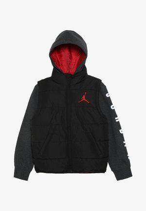 JUMPMAN PUFFER - Winter jacket - black