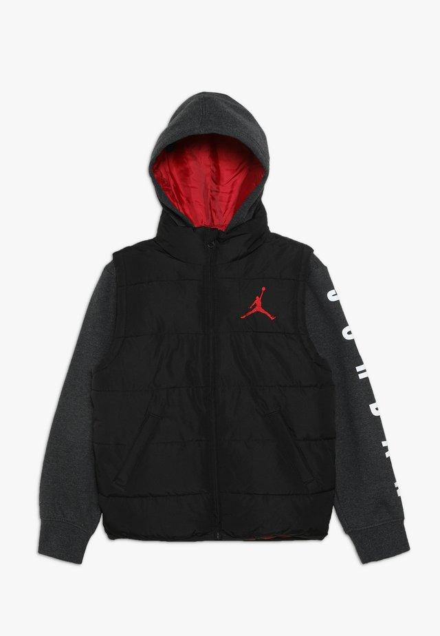 JUMPMAN PUFFER - Winter jacket - black