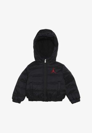 HERITAGE PUFFER JACKET - Winter jacket - black