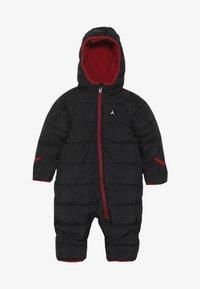 Jordan - JUMPMAN SNOWSUIT - Snowsuit - black - 3