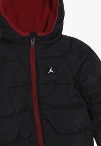 Jordan - JUMPMAN SNOWSUIT - Snowsuit - black - 4